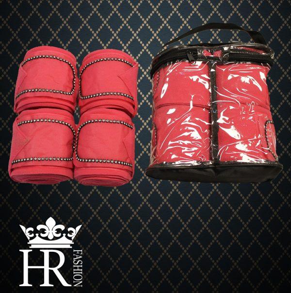 ROZE Fleece Bandages Set